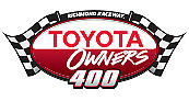 (2) Richmond Nascar Monster Energy Frontstretch Aisle Tickets Row 27 W/ Parking!