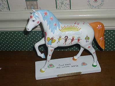 Trail Of Painted Ponies- 2015- Children's Prayers For The World-1St Ed.-