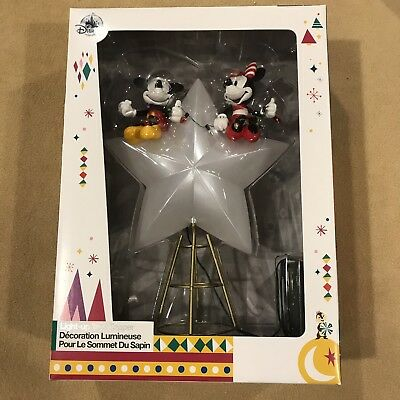 Mickey Mouse Christmas Tree Topper