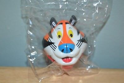 BRAND NEW SEALED 2003 Kellogg's Tony the Tiger Spinning Top Toy Frosted Flakes