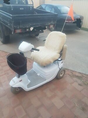Mobility scooter. All working perfectly. Brand new batteries.