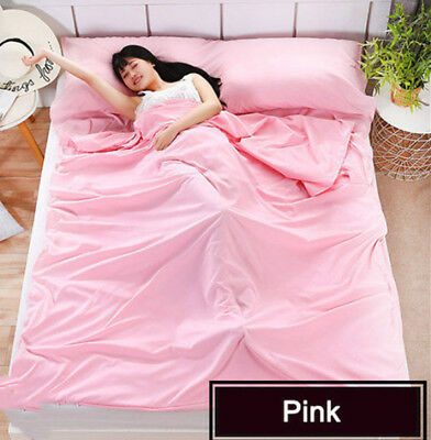 "86""×45"" Sleeping Bag for Outdoor Travel Hiking Hotels Picnics"