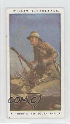 1917 Wills Britain's Part in the War Tobacco South Africa #20 b3p