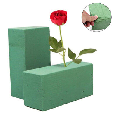 Wet Floral Foam Block Brick Florist Fresh Flower Display DIY Crafts Convenient