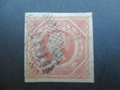 NSW Stamps: 1/- Diadems Imperf Used    (F26)
