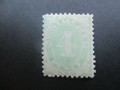 NSW Stamps: Postage Dues Mint - Rare - Great Item    (F37)