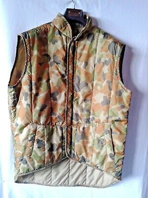 DPCU OBSOLETE QUILTED VEST/JERKIN, WALKABOUT - Used - Size 115 Chest
