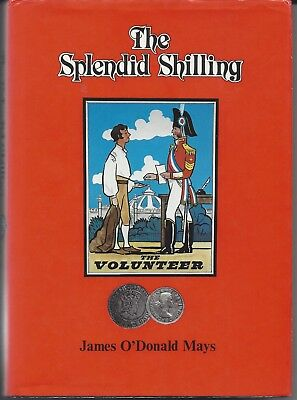 1982 The Splendid Shilling Hard Cover Book 186 Pages Approx 200 Illustrations
