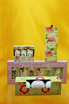 4 Gift Sets Joblot Crabtree & Evelyn Cath Kidston Laura Ashley      ##rec A7 Jt