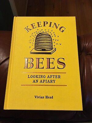 'Keeping Bees - Looking After an Apiary' by Vivian Head - Superb Condition