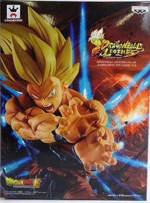 Dragon Ball Legends Collab Kamehameha Son Gokou figure BANPRESTO From JAPAN NEW