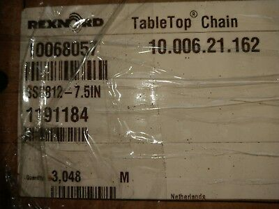 rexnord table top chain-ssc812 opti plus-10.006.21.162