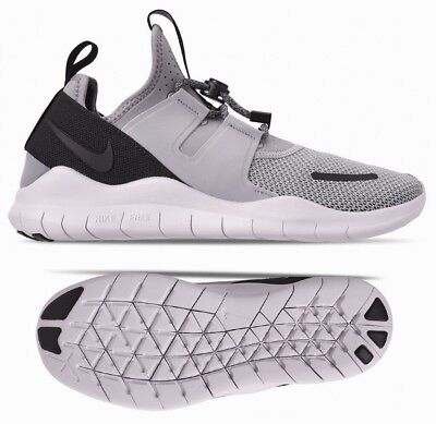 df36b6b593f47 New NIKE Free RN Commuter 2018 Men s Athletic Shoes wolf gray all sizes