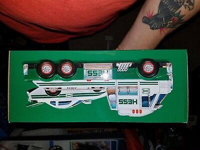 New 2016 Hess Toy Truck And Dragster Ready To Ship Unopened