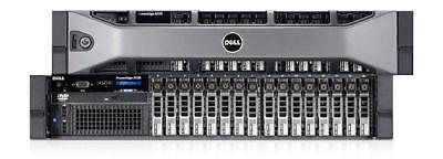 Dell P-Edge R720 SFF 16xBays/2x 8-Core I-Xeon E5-2650V2 2.6GHz/32GB/H710P/1x750W