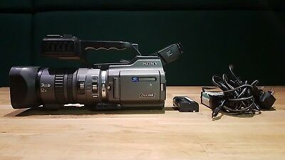 "Sony DSR-PD150 Professional 1/3"" DVCAM Camcorder - Used"