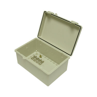 Sealed ABS Plastic Enclosure Electronics Project Box Case IP65 286x188x145mm
