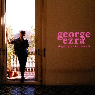 George Ezra - Staying at Tamaras [CD] New Sealed Free UK Post