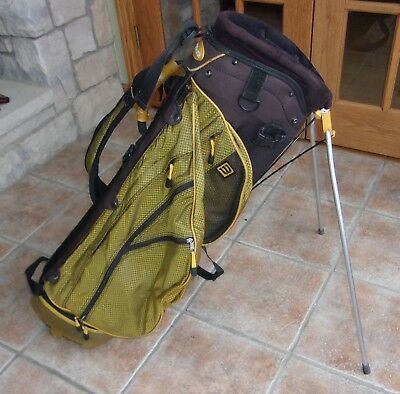 USED IZZO GOLF Bag (Broken-stand does not work) -  30.00  e016646e6449f