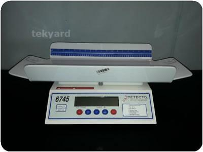 Detecto 6745 Digital Scale @ (208977)