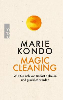 Kondo, Marie: Magic Cleaning, Buch