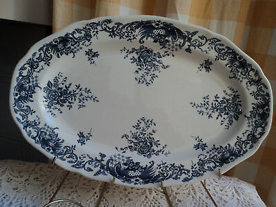 VASSOIO SPLENDIDA PORCELLANA VILLEROY & BOCH made in GERMANY modello VALERIA