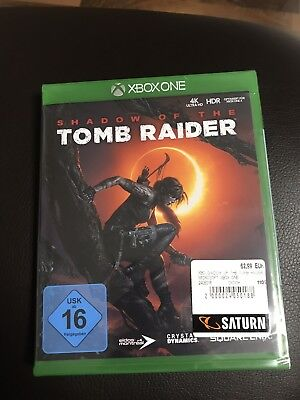 Shadow of the Tomb Raider Xbox One.