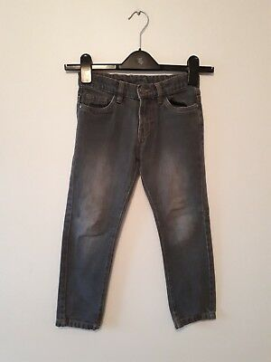 Pep & Co Boys Grey Jeans Age 4-5 Years