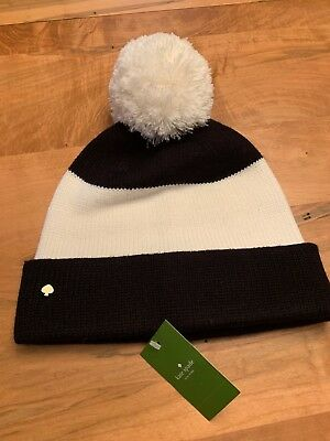 08cbaebf44d80 KATE SPADE NEW York Cupcake Cuff Hat Pom Pom- New with tags -  35.00 ...