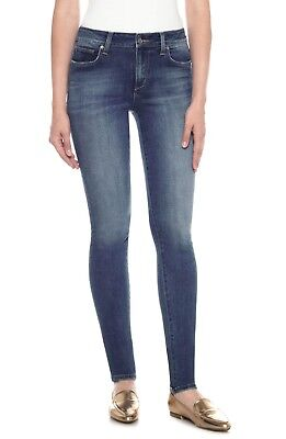 8b0f1e6cc30 NWT Joe s Jeans The Twiggy in Kinney Tall Mid Rise Skinny Jeans 24 x 32 ½
