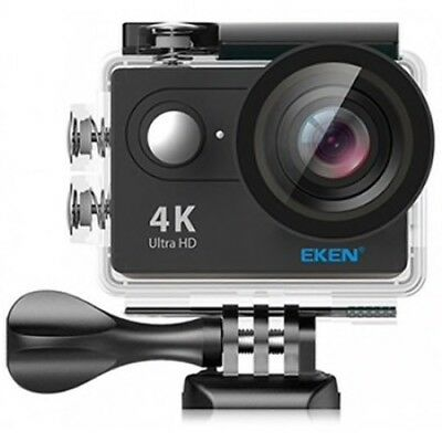 EKEN H9R 4K Ultra HD Sports Action Camera+2 Bats+Hanging Rope Free Selfie Stick