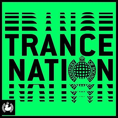 Trance Nation - Ministry Of Sound - New 3 CD Box Set / Free Delivery