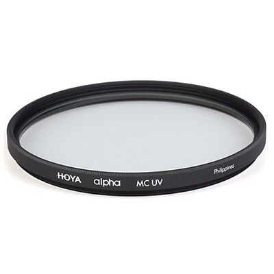 Hoya 67mm Alpha Multi-Coated Optical Glass UV Filter Absorbs Ultraviolet Light