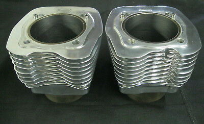 "Ultima Polished 4.400"" Front Cylinder for Ultima 140"" Engines"