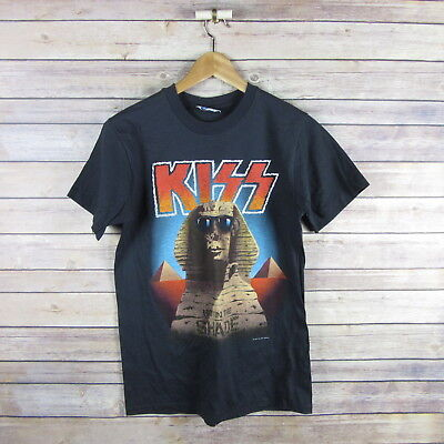 KISS Vintage 1990 Hot In The Shade Tour T Shirt Band Concert Music 90s