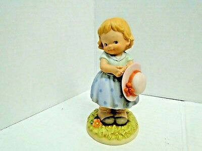 Memories of Yesterday - Lucie Attwell - Enesco 1998 #115258  Good Morning