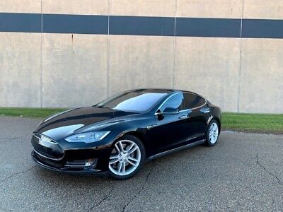 2013 Model S Performance 2013 Tesla Model S Performance Automatic 4-Door Sedan