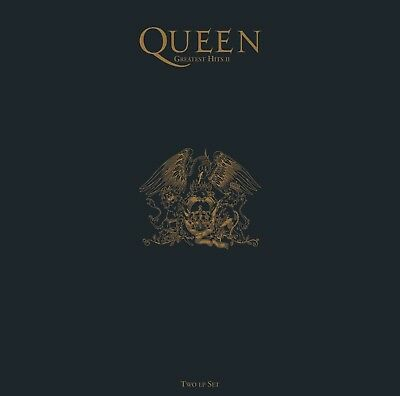 Queen - Greatest Hits Ii (Remastered 2011) (2Lp)  2 Vinyl Lp New+