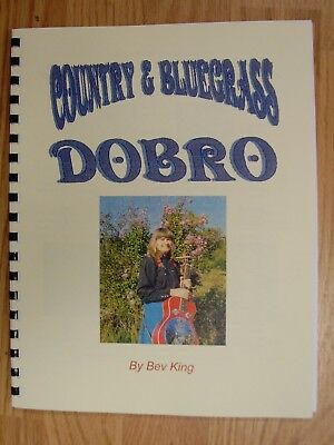 Country & Bluegrass Dobro CDs (set of 2) Accompany book of same title