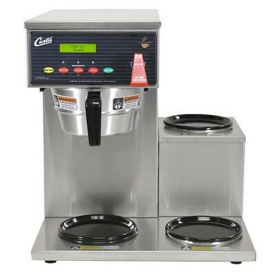 Wilbur Curtis ALPHA3GT-L Coffee Brewer, Comes With 30 Day Limited Parts Warranty