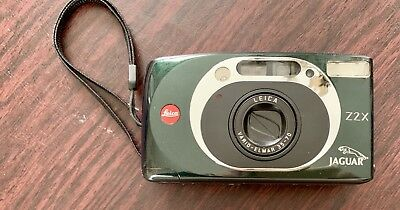 """Leica Z2X """"jaguar"""" 35Mm Film Camera With 35-70Mm Zoom Lens - Limited Edition"""