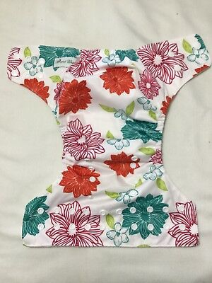cloth diapers Used