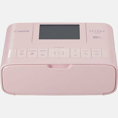 Canon Selphy CP1300 Mini Photo Printer Pink  -use with iphone /Samsung /Window