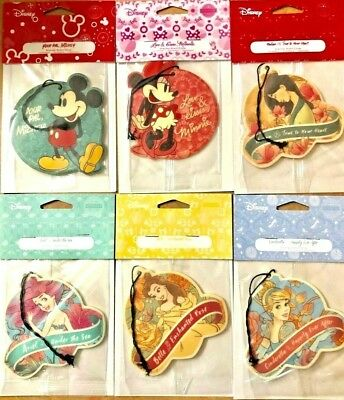 Scentsy Disney Characters Scent Circle Air Freshener Fragrance Auto, Home, Work