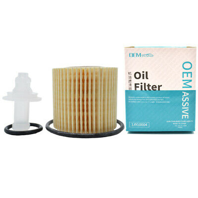 Oil Filter For Toyota Corolla 09-17 / Matrix 09-14 / Prius 10-18 Scion Engine