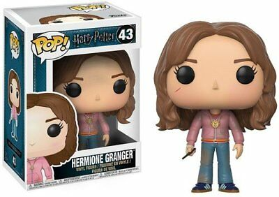 Harry Potter Hermione Granger Con Time Turner POP #43 Vinyl Figura FUNKO