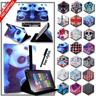 For Lenovo Tab 8 E7/8/10 M10 P10 Tablet - Folio Stand Leather Cover Case