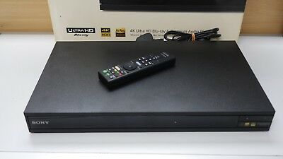 Sony UBP-X800 Ultra HD Blu-Ray Player - Black