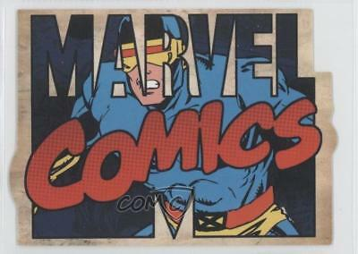 2010 Rittenhouse 70 Years of Marvel Comics Character Cards #C2 Cyclops Card 2a7