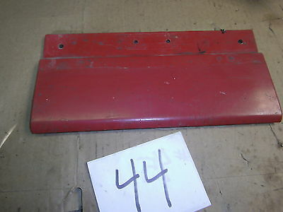 1963 1964 dodge dart 270 gt convertible dash glove storage box metal door  lid oe